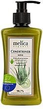 Parfémy, Parfumerie, kosmetika Kondicionér na vlasy Lesk a zdraví - Melica Organic Shine Conditioner