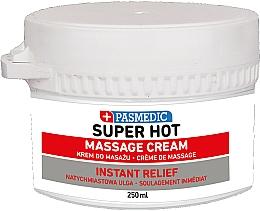 Parfémy, Parfumerie, kosmetika Super hřejívý masážní tělový krém - Pasmedic Super Hot Massage Cream