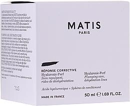 Parfémy, Parfumerie, kosmetika Hydaratační a vyplňující pleťový krém - Matis Hyaluronic-Perf Plumping Care