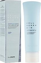 Parfémy, Parfumerie, kosmetika Jemný peeling gel pro čistění pleti od odumřelých buněk - The Saem Cell Renew Bio Micro Peel Soft Gel