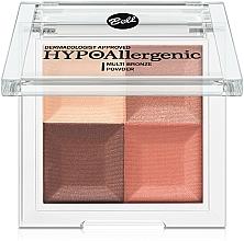 Parfémy, Parfumerie, kosmetika Bronzer na obličej - Bell HypoAllergenic Multi Bronze Powder