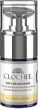 Parfémy, Parfumerie, kosmetika Intenzivní regenerační krém/oční maska - Clochee Intensive Regenerating Eye Cream/Mask