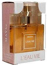 Parfémy, Parfumerie, kosmetika Christopher Dark MAYbe L'eau Vie - Parfémovaná voda