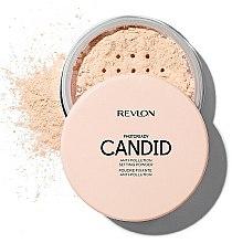 Parfémy, Parfumerie, kosmetika Pudr na obličej - Revlon Photoready Candid Anti-pollution Setting Powder