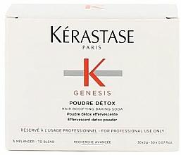 Parfémy, Parfumerie, kosmetika Detoxikační pudr pro hloubkové čištění pokožky hlavy a zahuštění vlasů - Kerastase Genesis Poudre Detox