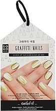 Parfémy, Parfumerie, kosmetika Alobal na zdobení nehtů - Soko Ready Graffiti Nails