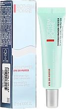 Parfémy, Parfumerie, kosmetika Chladivý gel pro pleť kolem očí - Biotherm Homme Aquapower Eye De-Puffer (tester)