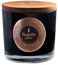 Parfémy, Parfumerie, kosmetika Aromatická svíčka ve skle Ovoce na pláži - Flagolie Fragranced Candle Fruits On The Beach