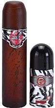 Parfémy, Parfumerie, kosmetika Cuba Jungle Zebra - Sada (edp 100ml + deo 50ml)