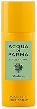 Parfémy, Parfumerie, kosmetika Acqua Di Parma Colonia Futura - Deodorant