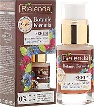 Parfémy, Parfumerie, kosmetika Sérum na obličej - Bielenda Botanic Formula Black Seed Oil + Cistus Anti-Wrinkle Serum