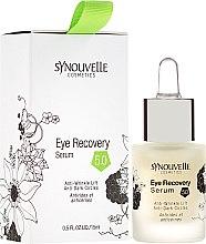 Parfémy, Parfumerie, kosmetika Sérum pro oblast kolem oči - Synouvelle Cosmectics Eye Recovery Serum Anti-Wrinkle Lift Anti-Dark Circles