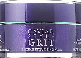 Parfémy, Parfumerie, kosmetika Texturující pasta na syling vlasů s ecxtraktem z černého kaviáru - Alterna Caviar Style Grit Flexible Texturizing Paste