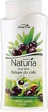 Parfémy, Parfumerie, kosmetika Tělový balzám s olivovým oleji - Joanna Naturia Body Balm