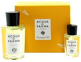 Parfémy, Parfumerie, kosmetika Acqua di Parma Colonia - Sada (edc/100ml + edc/20ml)