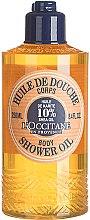 Parfémy, Parfumerie, kosmetika Sprchový olej Shea - L'occitane Shea Oil Body Shower Oil
