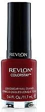 Parfémy, Parfumerie, kosmetika Lak na nehty pro dlouhou fixaci - Revlon Color Stay Nail Enamel