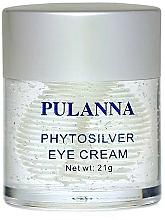 Parfémy, Parfumerie, kosmetika Oční krém - Pulanna Phytosilver Eye Cream