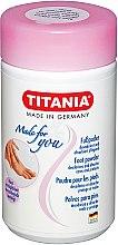 Parfémy, Parfumerie, kosmetika Talk pro péči o chodidla - Titania Foot Powder