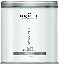 Parfémy, Parfumerie, kosmetika Odbarvovací pudr - Brelil Colorianne Prestige Decolorante Balayage Bleaching Powder