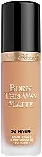 Parfémy, Parfumerie, kosmetika Make-up - Too Faced Born This Way Matte 24-Hour Foundation