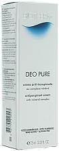 Parfémy, Parfumerie, kosmetika Deodorant-krém - Biotherm Deo Pure Antiperspirant Cream