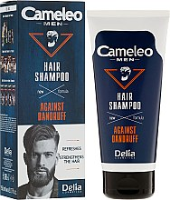 Parfémy, Parfumerie, kosmetika Šampon proti lupům - Delia Cameleo Men Anti Dandruff Shampoo