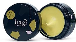Parfémy, Parfumerie, kosmetika Přírodní tělový olej s výtažkem z jantaru a baobabového oleje, nádoba - Hagi Momenty