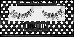 Parfémy, Parfumerie, kosmetika Umělé řasy, EL 21 - Lord & Berry Glamour Lash Collection