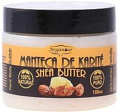Parfémy, Parfumerie, kosmetika Bambucké máslo na obličej, tělo a vlasy - Arganour Shea Butter Face, Body & Hair