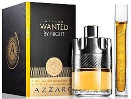 Parfémy, Parfumerie, kosmetika Azzaro Wanted By Night - Sada (edp/100ml + edp/15ml)
