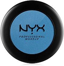 Parfémy, Parfumerie, kosmetika Matné oční stíny - NYX Professional Makeup Nude Matte Shadow