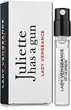 Parfémy, Parfumerie, kosmetika Juliette Has a Gun Lady Vengeance - Parfémovaná voda (vzorek)
