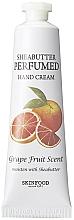 Parfémy, Parfumerie, kosmetika Krém na ruce - Skinfood Shea Butter Perfumed Hand Cream Grapefruit Scent