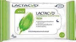 Parfémy, Parfumerie, kosmetika Ubrousky pro intimní hygienu - Lactacyd Fresh Intimate Wipes