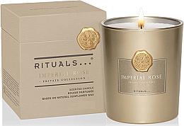 Parfémy, Parfumerie, kosmetika Vonná svíčka - Rituals Private Collection Imperial Rose Scented Candle