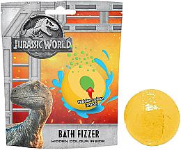 Parfémy, Parfumerie, kosmetika Bombička do koupele - Corsair Universal Jurassic World Bath Fizzer Bath Foam