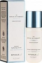 Parfémy, Parfumerie, kosmetika Hydratační sérum na obličej - Rituals The Ritual Of Namaste Intense Hydrating Serum