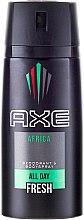 Parfémy, Parfumerie, kosmetika Deodorant-sprej - Axe Africa Deodorant Body Spray