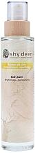 Parfémy, Parfumerie, kosmetika Rozjasňující a hydratační tělový balzám - Shy Deer Body Balm
