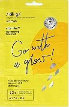 Parfémy, Parfumerie, kosmetika Obnovující pleťová maska - Kili-g Revitalizing Face Mask