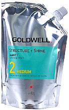 Parfémy, Parfumerie, kosmetika Zjemňující krém pro barvené a porézní vlasy - Goldwell Structure + Shine Soft Cream Medium 2 Straightening Cream