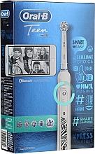 Parfémy, Parfumerie, kosmetika Elektrický zubní kartáček - Oral-B D16 Teen Sens