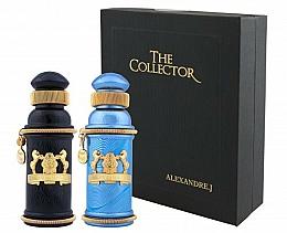 Parfémy, Parfumerie, kosmetika Alexandre.J Black Muscs+Zafeer Oud Vanille - Sada (edp/30mlx2)
