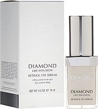 Parfémy, Parfumerie, kosmetika Lifting na oči a oční víčka - Natura Bisse Diamond Life Infusion Retinol Eye Serum