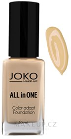 Make-up - Joko All In One Foundation — foto 111 - Natural Beige