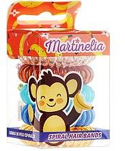 Parfémy, Parfumerie, kosmetika Gumičky do vlasů Opice, 5ks - Martinelia