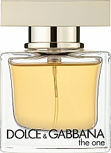 Parfémy, Parfumerie, kosmetika Dolce & Gabbana The One - Toaletní voda