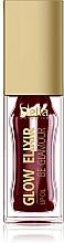 Parfémy, Parfumerie, kosmetika Olej na rty - Delia Be Glamour Glow Elixir Lip Oil