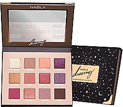 Parfémy, Parfumerie, kosmetika Paleta očních stínů - Nabla Dreamy Eyeshadow Palette